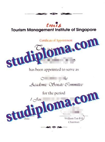 buy TMIS diploma