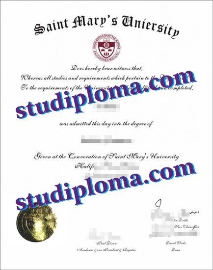 buy Saint Francis Xavier University diploma