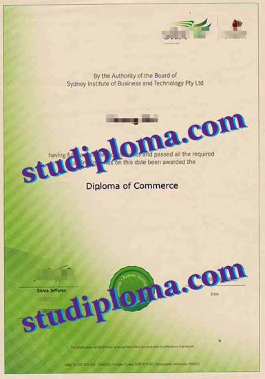 buy SIBT diploma