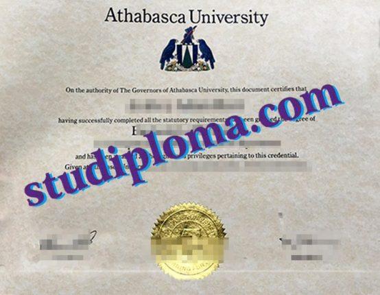 buy Athabasca University degree