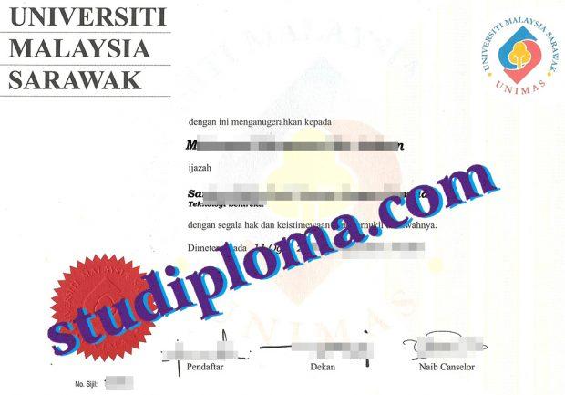 fake Universiti Malaysia Sarawak diploma