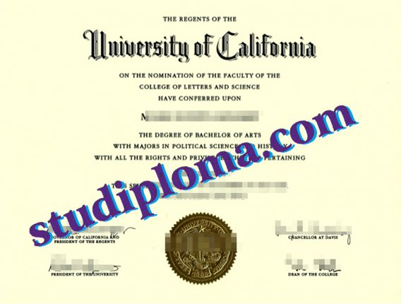 buy UCD fake diploma