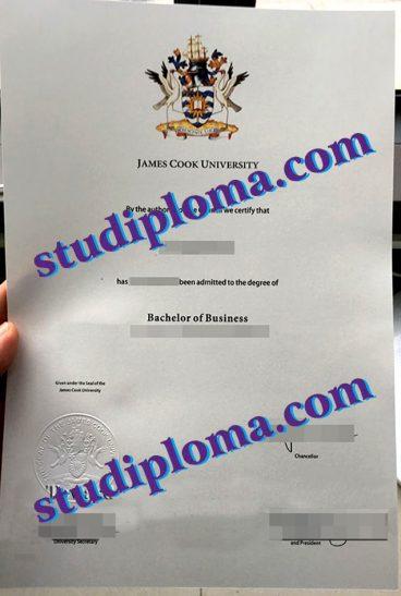 buy JCU diploma