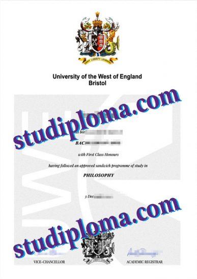 buy UWEB diploma