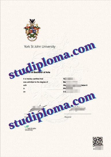 fake YSJU diploma
