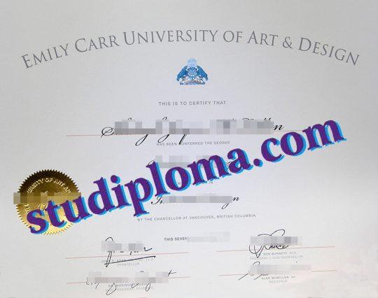 fake ECUAD diploma