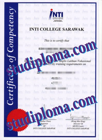 INTI College Sarawak degree