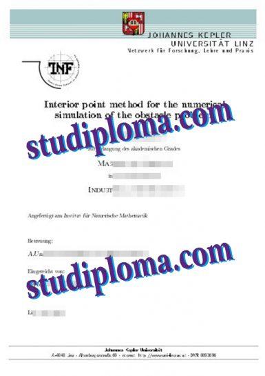 buy Austria diploma
