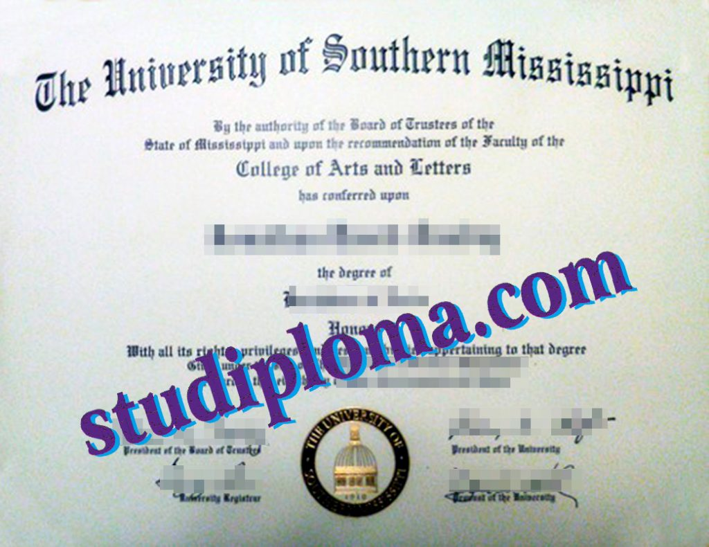 FAKE usm DEGREE