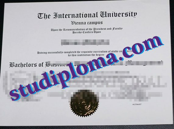 fake Vienna University of Technology degree