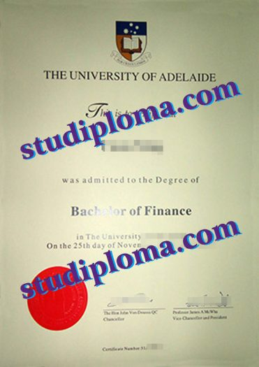 buy University of Adelaide degree
