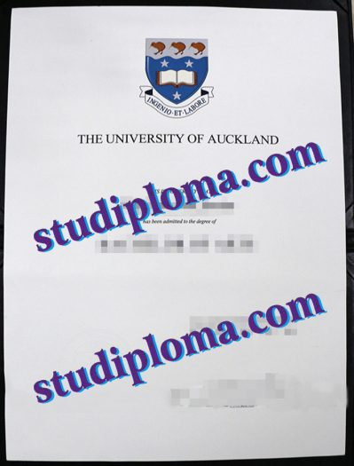buy University of Auckland degree certificate
