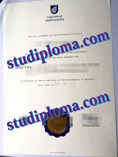 buy University of South Australia degree certificate