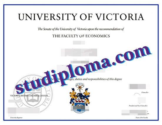 buy University of Victoria diploma